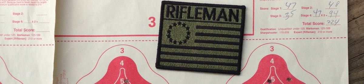 The Appleseed Rifleman